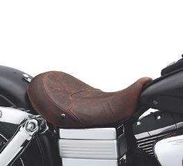 Harley-Davidson® Low-Profile Solo Seat 51937-10