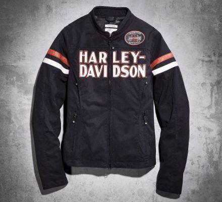 Women's Miss Enthusiast Functional Jacket, Harley-Davidson® 98228-12VW