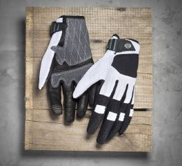 Harley-Davidson® Women's Destination Mesh Gloves 98264-13VW