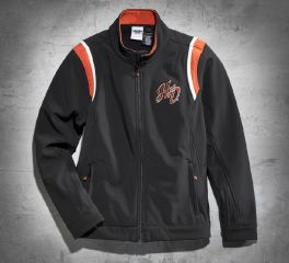 Harley-Davidson® Women's Embroidered Soft Shell Jacket 98535-13VW