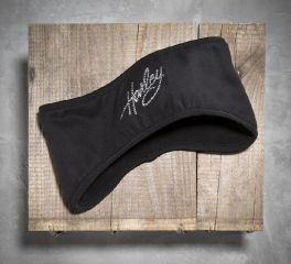 Women's Earwarmer with Ponytail Holder