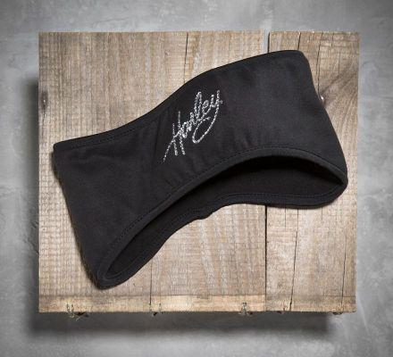 Women's Earwarmer with Ponytail Holder, Harley-Davidson® 98328-11VW