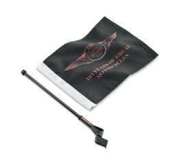 Harley-Davidson® 110th Anniversary Flag Kit 61400220
