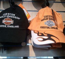 Harley-Davidson Chester Dealer Baseball Cap Hat