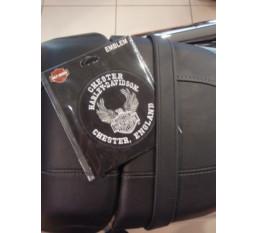Chester Harley-Davidson Dealer Sew On Emblem Patch