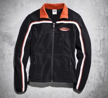 Women's Classica Fleece Jacket, Harley-Davidson® 98520-12VW