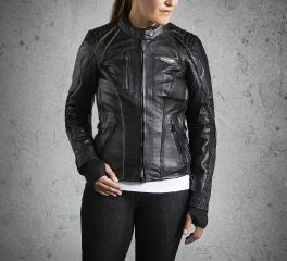 Harley-Davidson® Women's FXRG® Leather Jacket 98034-12VW