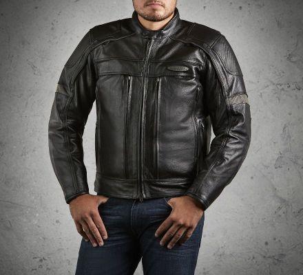 Men's FXRG® Leather Jacket, Harley-Davidson® 98040-12VM