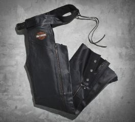Men's Stock Leather Chaps