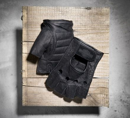 Men's Fingerless Gloves, Harley-Davidson® 98150-94VM