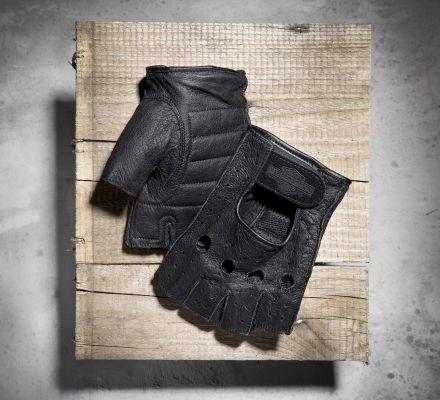 Men's Fingerless Gloves, Harley-Davidson® 98150-94VM