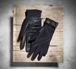 Harley-Davidson® Women's Airflow Full-Finger Gloves 98183-07VW