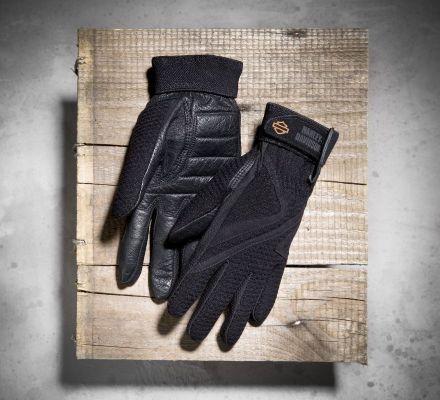 Harley-Davidson® Women's Airflow Full-Finger Gloves 98183-07VW