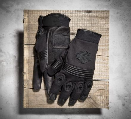 Harley-Davidson® Men's Centerline Full-Finger Gloves 98211-13VM