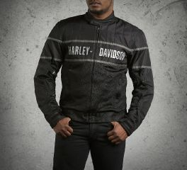 Men's Classic Cruiser Mesh Jacket