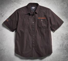 Men's Pre-Luxe Microstripe Shirt