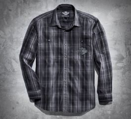 Men's Tradition Plaid Long Sleeve Shirt