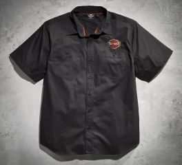 Men's Flames Performance Shirt