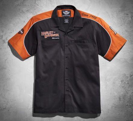 Harley-Davidson® Men's Prestige Garage Shirt 99250-06VM