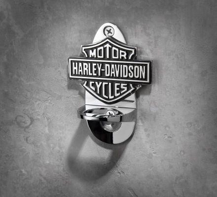 Wall Mount Bottle Opener, Harley-Davidson® 99333-08V