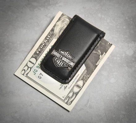 Men's Bar & Shield Logo Money Clip, Harley-Davidson® 99452-06V