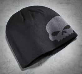 Men's Oversized Skull Knit Hat