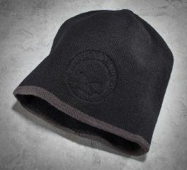 Men's Circle Skull Knit Hat