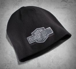 Harley-Davidson® Men's Trademark Bar & Shield Logo Knit Hat 99511-11VM