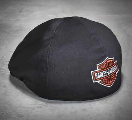 Men's Bar & Shield Logo Ivy Cap, Harley-Davidson® 99581-08VM