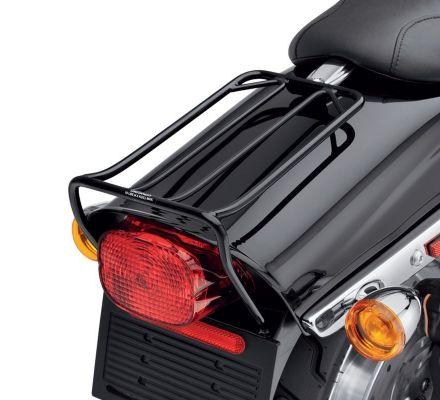 Harley-Davidson® Gloss Black Bobtail Fender Rack 50300036
