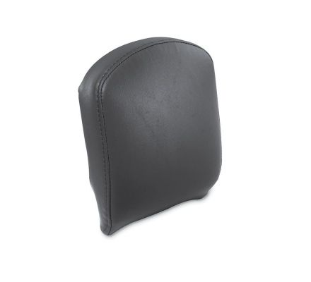 Medium Low Custom Upright Smooth Top-Stitched Backrest Pad, Harley-Davidson® 51641-06