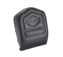 Low Backrest Pad with Embossed Bar & Shield Logo