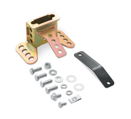 Harley-Davidson® Rider Backrest Mounting Kit 52587-09