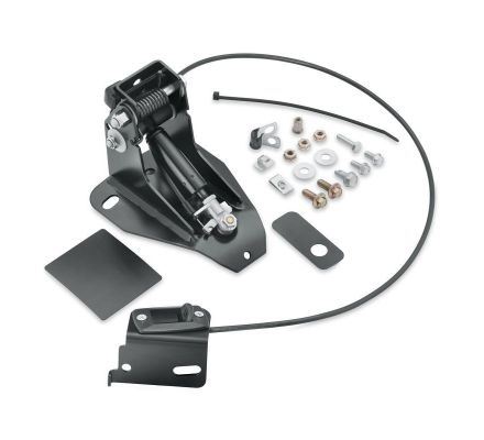 Harley-Davidson® Adjustable Rider Backrest Mounting Kit 52593-09A