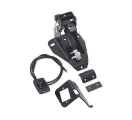 Adjustable Rider Backrest Mounting Kit