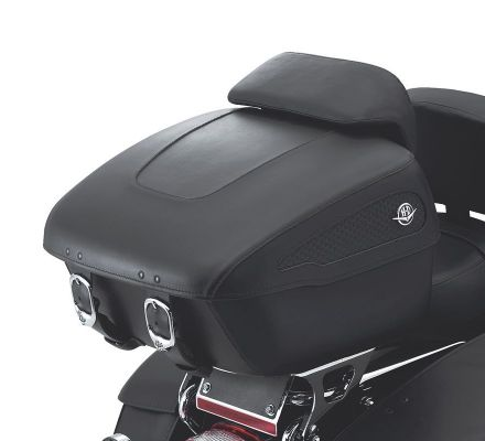 Harley-Davidson® Tour-Pak Luggage- Road King Classic Leather Styling 53147-98C