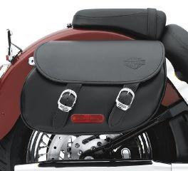 Softail Leather Saddlebags