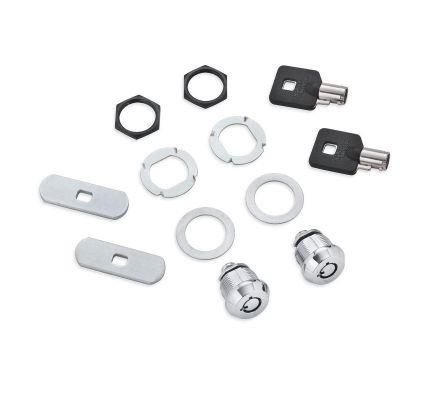 Harley-Davidson® Lockset for Heritage Flat Top & Lock Kit 90300010