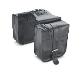 Throw-Over Adjustable Saddlebags