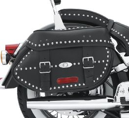 Heritage Softail Style Saddlebags