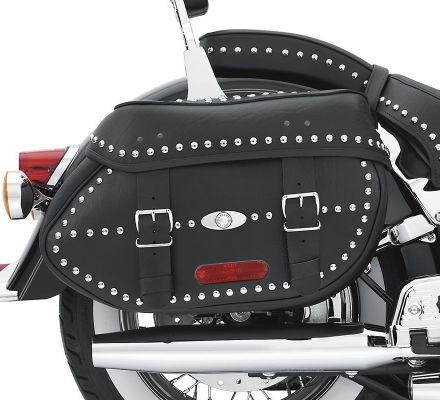 Harley-Davidson® Heritage Softail Style Saddlebags 90876-05