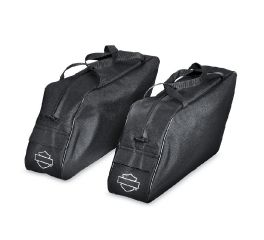 Travel-Paks for Leather Saddlebags