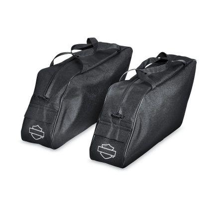 Travel-Paks for Leather Saddlebags, Harley-Davidson® 91887-98