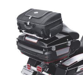 Premium Tour-Pak Luggage Rack Bag