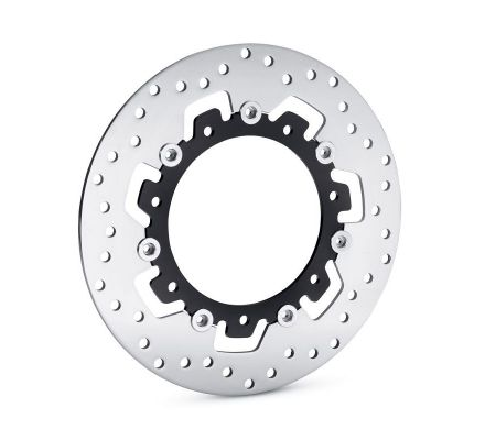 Harley-Davidson® Agitator Floating Brake Rotor 41500053