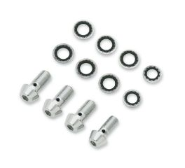 Chrome Banjo Bolt Kit