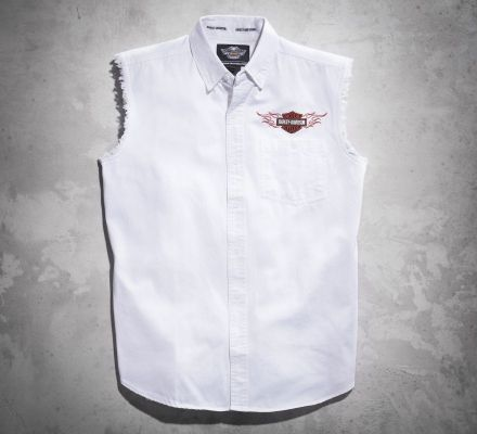 Men's Flames Blowout, Harley-Davidson® 99059-12VM