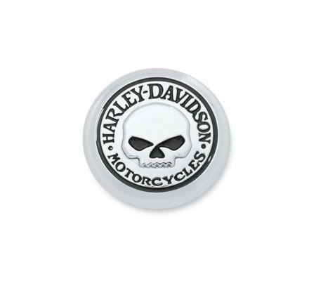 Harley-Davidson® Willie G. Skull Brake Caliper Inserts 42070-07