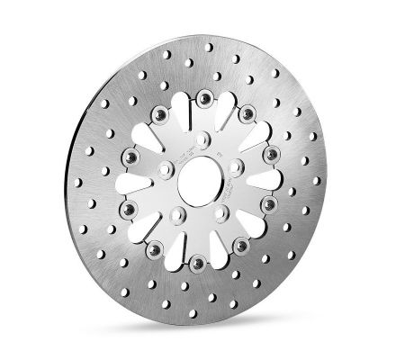 Harley-Davidson® Teardrop Floating Brake Rotor 44942-08A