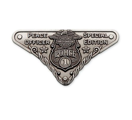 Harley-Davidson® Peace Officer Special Edition Medallion 14813-03